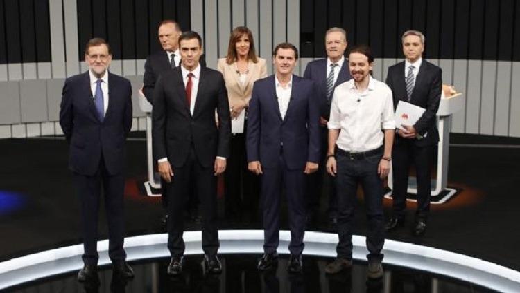 El debate del 13J no se grabó en el siglo XXI
