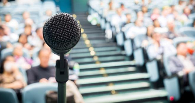 Claves para una buena presentación en público