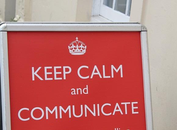 Comunique con pasión, planifique fríamente