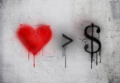 Cuando el dinero no lo es todo