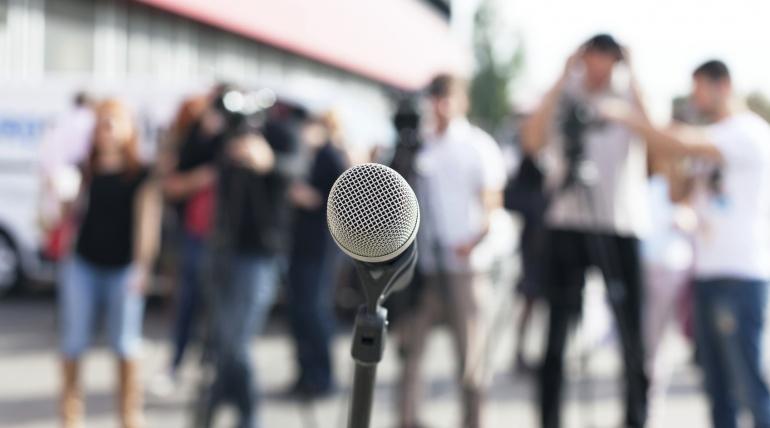 El marco de comunicación, el ring de un orador