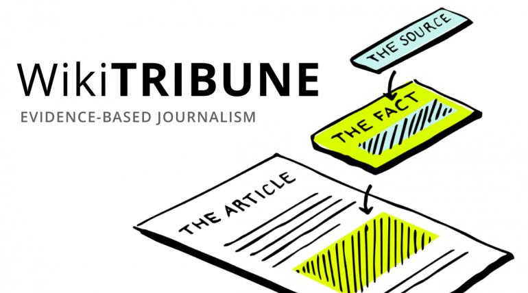 WikiTRIBUNE: Un reto para la prensa… y para la COMUNICACIÓN