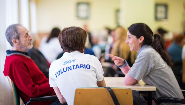 Voluntariado corporativo: cuando todo es beneficio