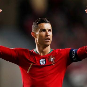 Los chutes machistas de Ronaldo