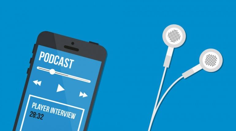 Podcast y el auge de la voz