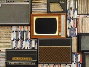TV y politicos
