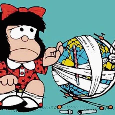 Mafalda, la comunicación y… ¿otra vez sopa?