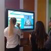 Monitores como canal de comunicación