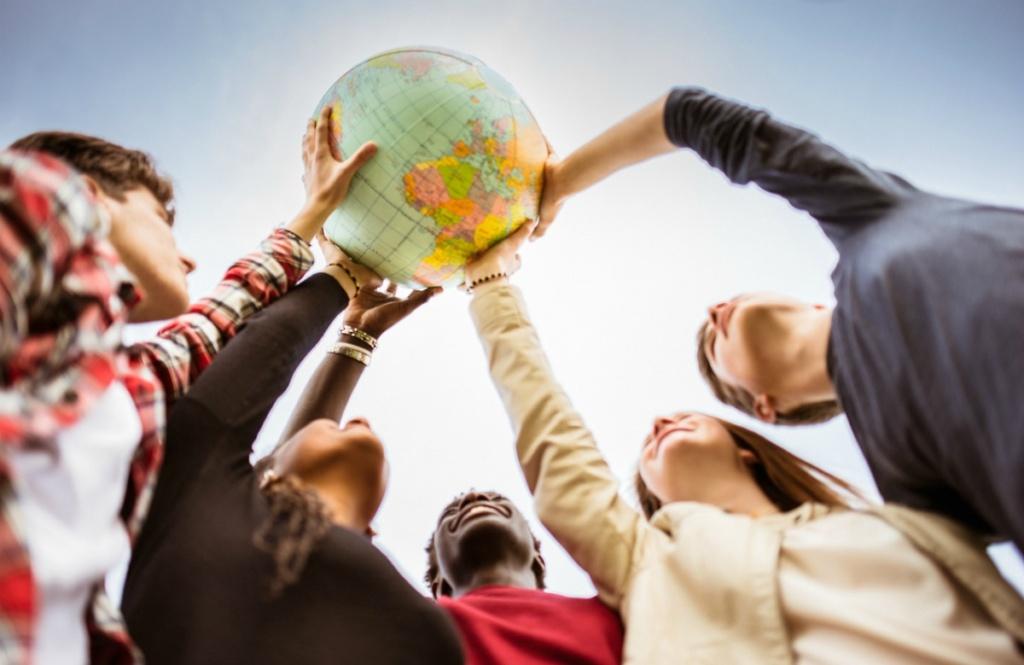 La felicidad como efecto de ser solidario